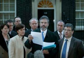 Resultado de imagen de Proceso de paz en Irlanda del Norte