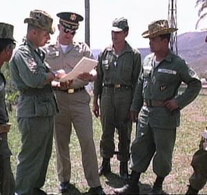 Resultado de imagen de asesores militares