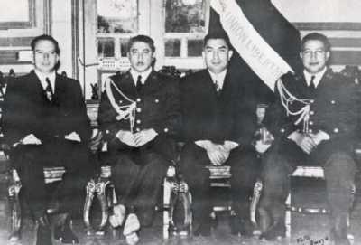 Resultado de imagen de Gobierno Revolucionario de la Fuerza Armada